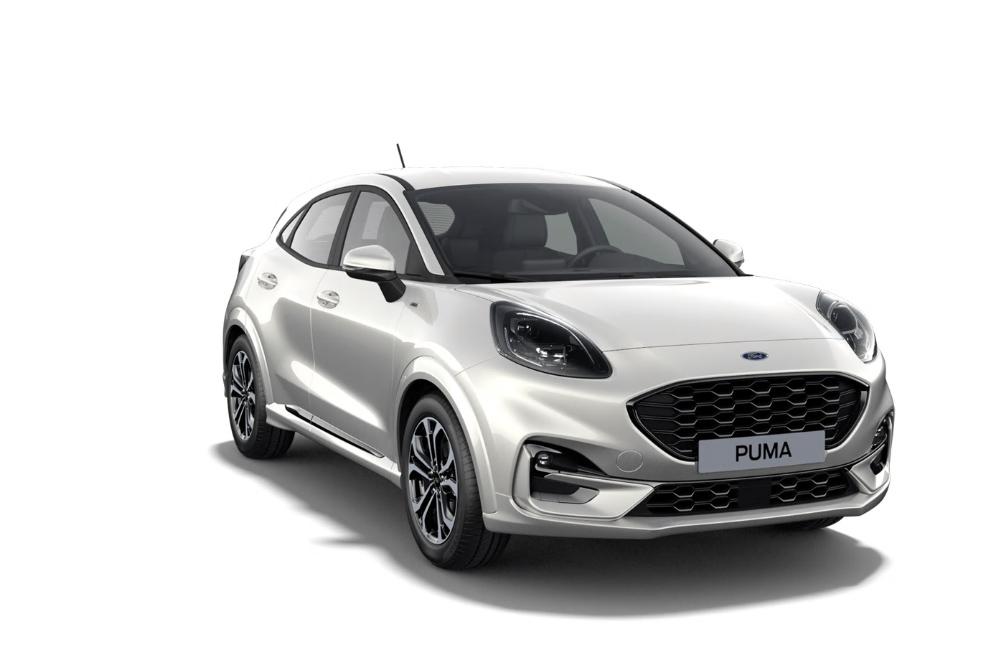 Ford Puma Neuwagen bei Ford Händler ind Ditzingen mit Garantie